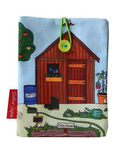 Selina-Jayne Allotment Limited Edition Designer Passport Holder
