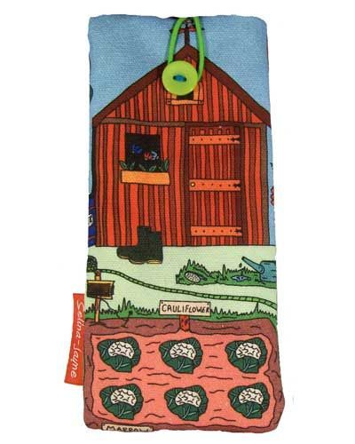 Selina-Jayne Allotment Limited Edition Designer Soft Glasses Case