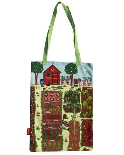 Selina-Jayne Allotment Limited Edition Designer Tote Bag