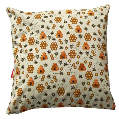 Selina-Jayne Bees Limited Edition Designer Cushion  42cm x 42cm