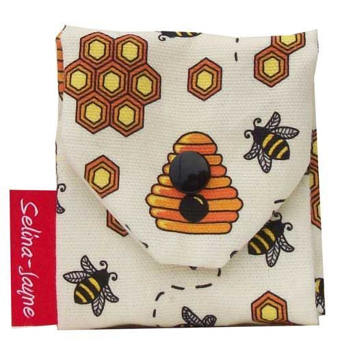Selina-Jayne Bees Limited Edition Designer Needle Case