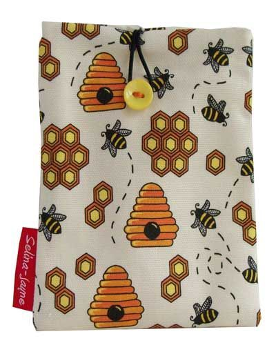 Selina-Jayne Bees Limited Edition Designer Passport Holder