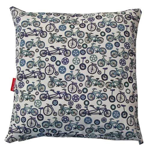 Selina-Jayne Bicycles Limited Edition Designer Cushion  42cm x 42cm