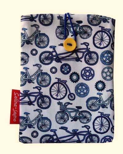 Selina-Jayne Bicycles Limited Edition Designer Passport Holder