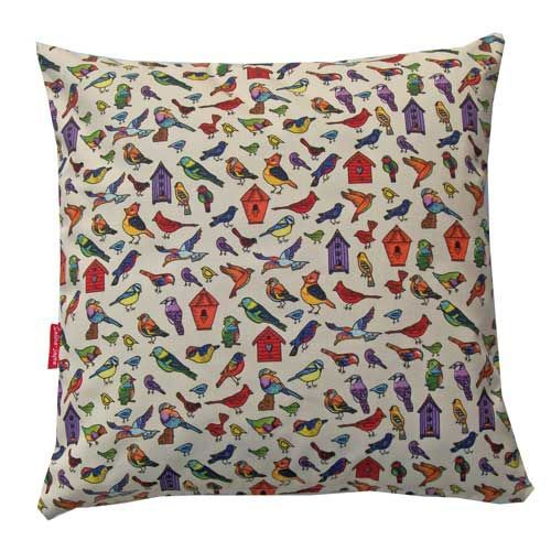 Selina-Jayne Birds Limited Edition Designer Cushion  42cm x 42cm