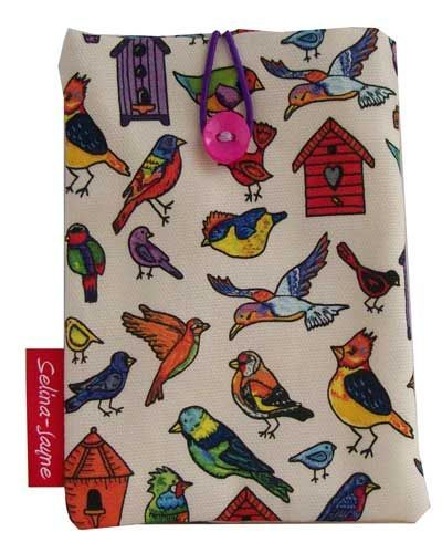 Selina-Jayne Birds Limited Edition Designer Passport Holder