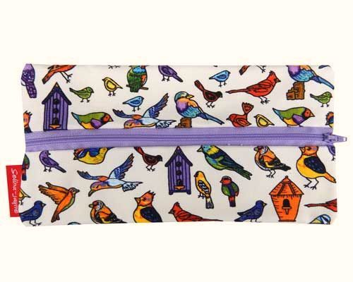 Selina-Jayne Birds Limited Edition Designer Pencil Case