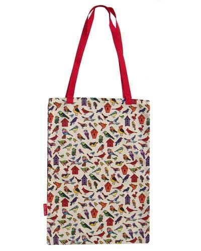 Selina-Jayne Birds Limited Edition Designer Tote Bag