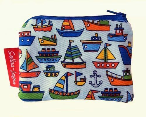 Selina-Jayne Boats Limited Edition Designer Coin Purse