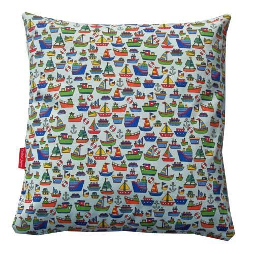 Selina-Jayne Boats Limited Edition Designer Cushion  42cm x 42cm