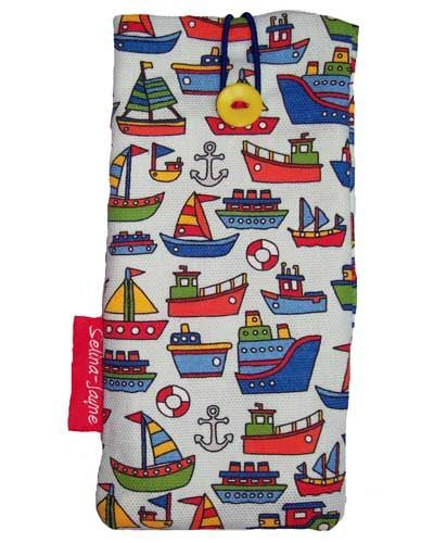 Selina-Jayne Boats Limited Edition Designer Soft Glasses Case