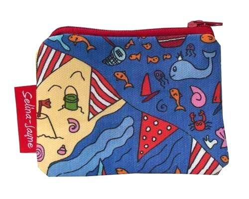 Selina-Jayne British Seaside Limited Edition Designer Coin Purse
