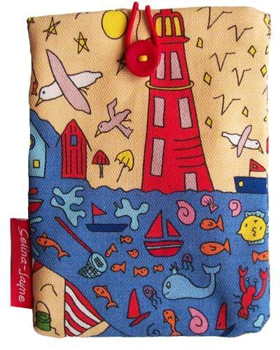 Selina-Jayne British Seaside Limited Edition Designer Passport Holder