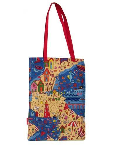 Selina-Jayne British Seaside Limited Edition Designer Tote Bag