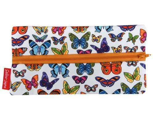 Selina-Jayne Butterfly Limited Edition Designer Pencil Case