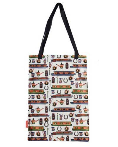 Selina-Jayne Canal Boats Limited Edition Designer Tote Bag