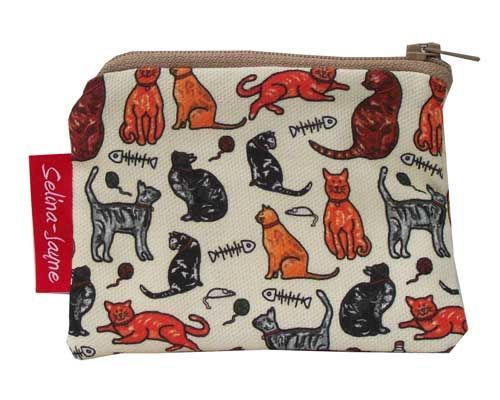 Selina-Jayne Cats Limited Edition Designer Coin Purse