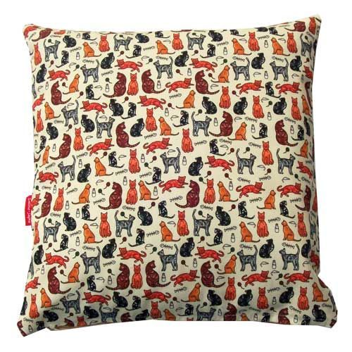 Selina-Jayne Cats Limited Edition Designer Cushion  42cm x 42cm