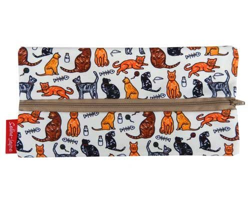 Selina-Jayne Cats Limited Edition Designer Pencil Case