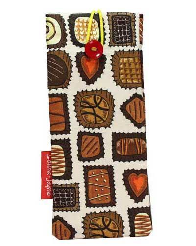 Selina-Jayne Chocolates Limited Edition Designer Soft Glasses Case
