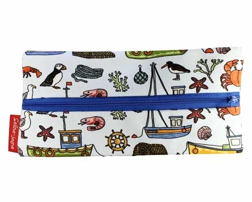 Selina-Jayne Coastal Limited Edition Designer Pencil Case