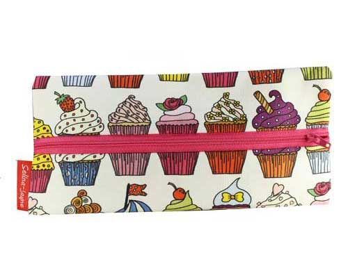 Selina-Jayne Cupcakes Limited Edition Designer Pencil Case