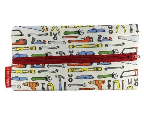 Selina-Jayne DIY Tools Limited Edition Designer Pencil Case