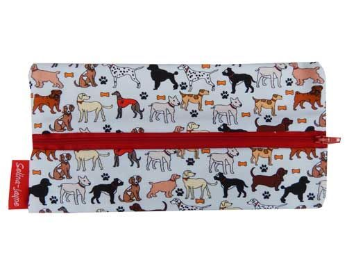 Selina-Jayne Dogs Limited Edition Designer Pencil Case