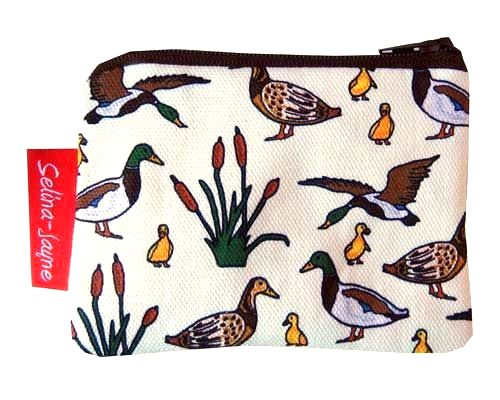 Selina-Jayne Ducks Limited Edition Designer Coin Purse