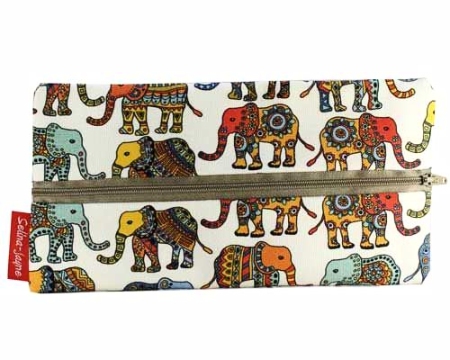 Selina-Jayne Elephants Limited Edition Designer Pencil Case