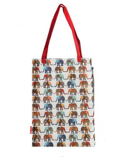 Selina-Jayne Elephants Limited Edition Designer Tote Bag