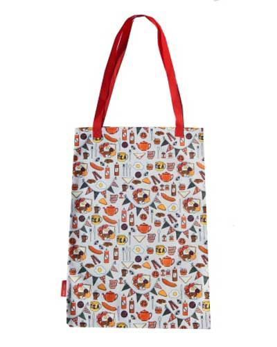 Selina-Jayne English Breakfast Limited Edition Designer Tote Bag