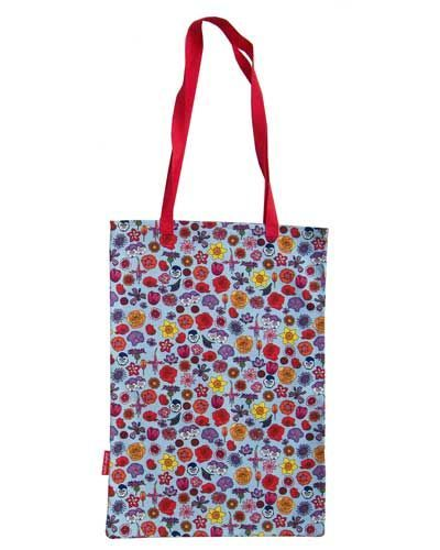 Selina-Jayne English Flowers Limited Edition Designer Tote Bag