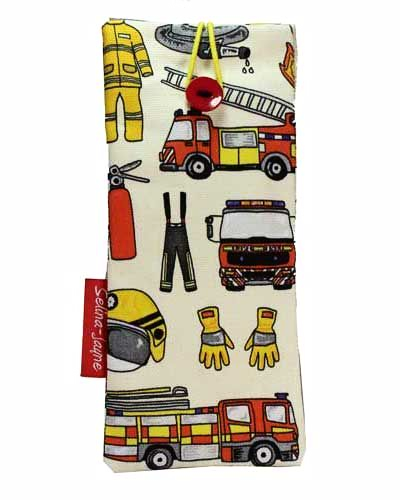 Selina-Jayne Firemen Limited Edition Designer Soft Glasses Case