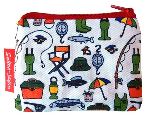 Selina-Jayne Fishing Limited Edition Designer Coin Purse