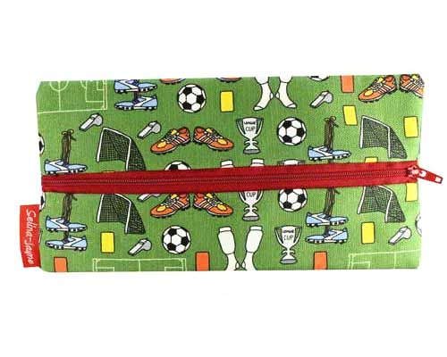 Selina-Jayne Football Limited Edition Designer Pencil Case