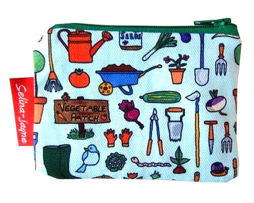 Selina-Jayne Gardening Limited Edition Designer Coin Purse
