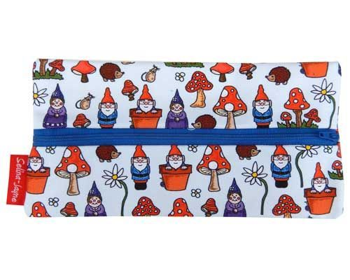 Selina-Jayne Gnomes Limited Edition Designer Pencil Case