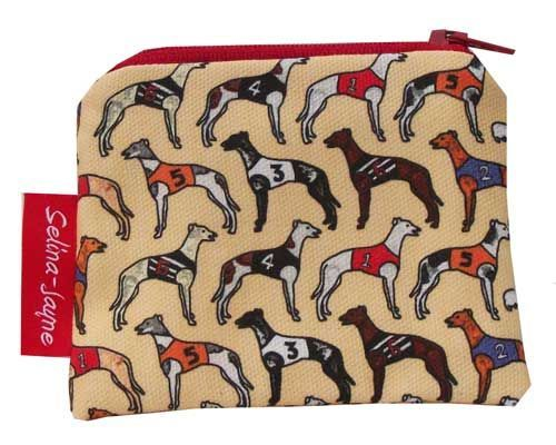 Selina-Jayne Greyhounds Limited Edition Designer Coin Purse