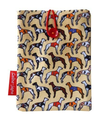 Selina-Jayne Greyhounds Limited Edition Designer Passport Holder