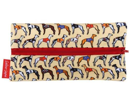 Selina-Jayne Greyhounds Limited Edition Designer Pencil Case