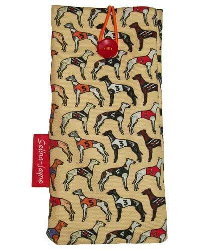 Selina-Jayne Greyhounds Limited Edition Designer Soft Glasses Case