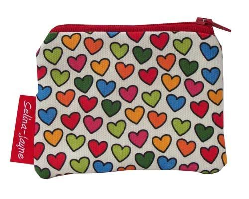 Selina-Jayne Hearts Limited Edition Designer Coin Purse