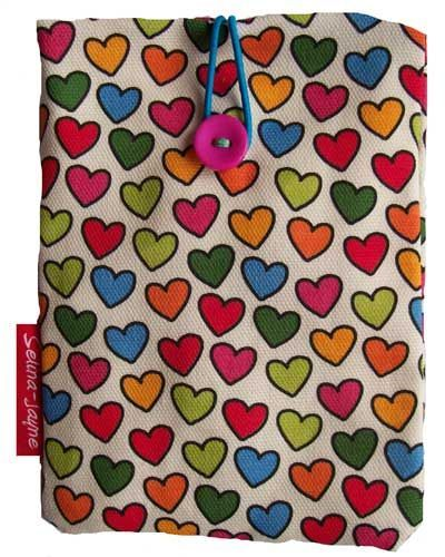 Selina-Jayne Hearts Limited Edition Designer Passport Holder