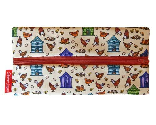 Selina-Jayne Hens Limited Edition Designer Pencil Case