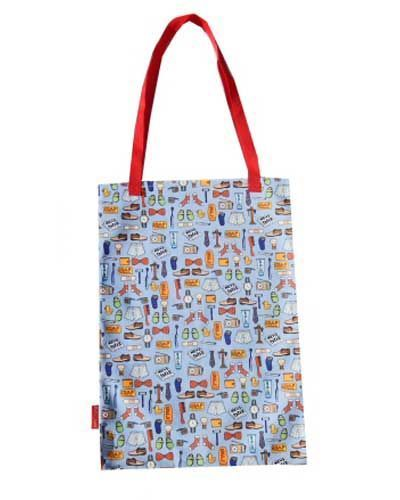 Selina-Jayne Men's Stuff Limited Edition Designer Tote Bag