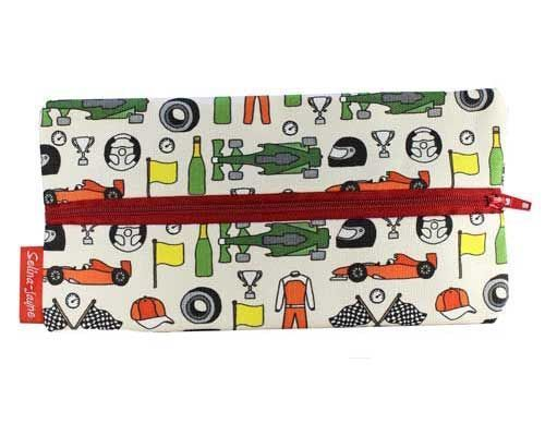 Selina-Jayne Motor Racing Limited Edition Designer Pencil Case