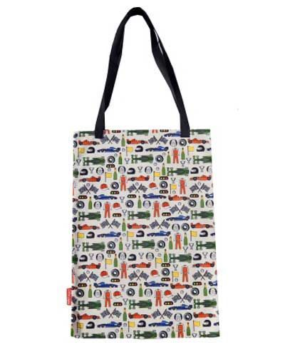 Selina-Jayne Motor Racing Limited Edition Designer Tote Bag