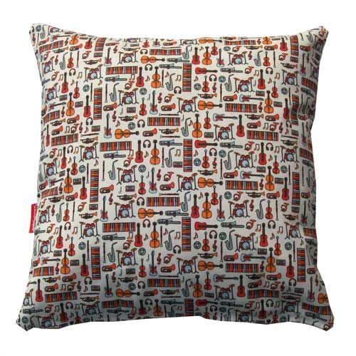 Selina-Jayne Music Limited Edition Designer Cushion  42cm x 42cm