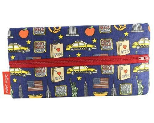 Selina-Jayne New York City Limited Edition Designer Pencil Case
